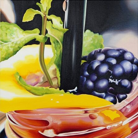 Charlotte Trossbach, 'Brombeercocktail', 2020