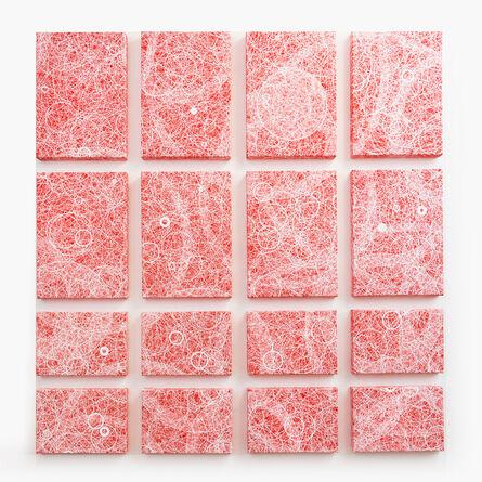 Tao Stein, 'Wall 3_Quadrant 1_bottom right', 2015