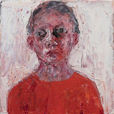 Shani Rhys James, 'Figure in Orange', 2021