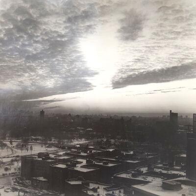 Glenn Goldstein, 'Astor Towers Roofshot', 1983