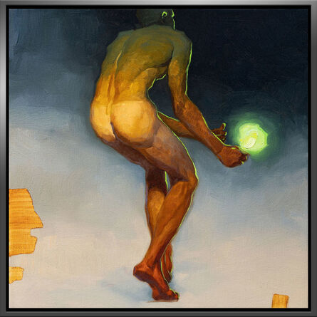 Denis Sarazhin, 'Green Light', 2020