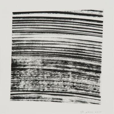 James Nares, 'High Speed Cone Graphs 3, 3.75º', 2020