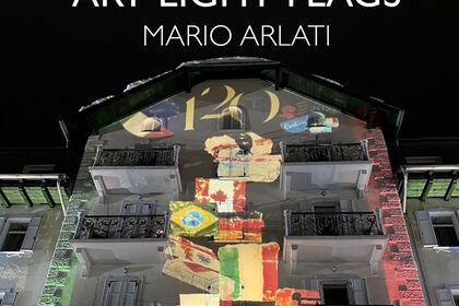 Mario Arlati, Art Light Flags