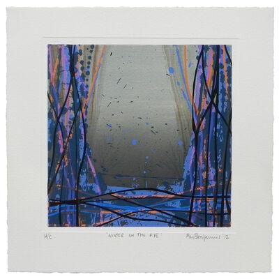 Paul Benjamins, 'Winter on the Rye', 2012