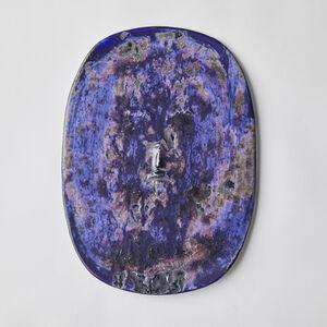 Cathrine Raben Davidsen, 'Totem Face Plate', 2017-2019