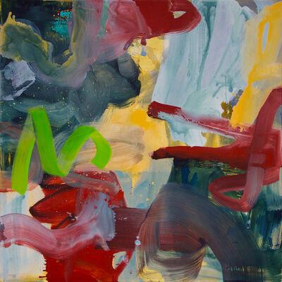 Brent Godfrey, 'Lime Twist', 2017
