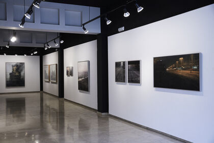 Alejandro QUINCOCES. Las pinturas de ciudades
