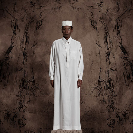 Ayana V. Jackson, 'The Doorkeeper on Guard', 2014