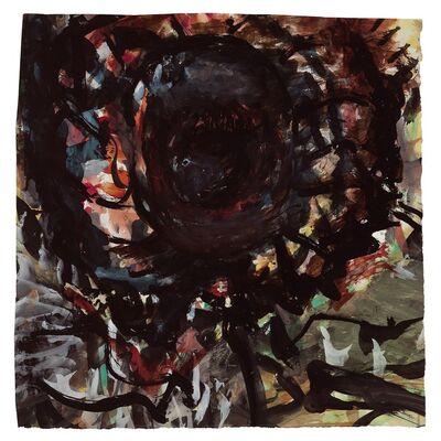 Fritz Ascher, 'Sunflowers', undated