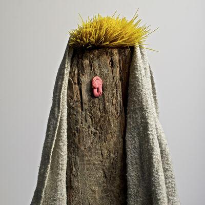 Alejandro Pérez Falconi, 'From the Series: Pequeños monstruos de playa, Rubia de labios rosados (Blonde with pink lips)', 2014