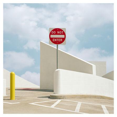 George Byrne, 'Do Not Enter ', 2019