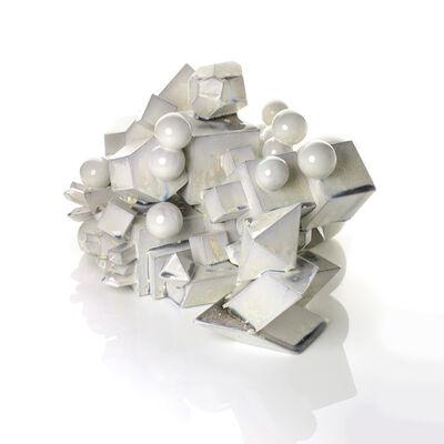 Kate Malone, 'White Magma Sculpture', 2017