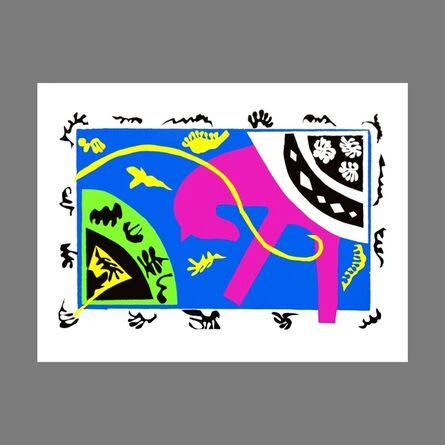 Henri Matisse, 'Le Cheval, L'Ecuyère et le Clown (The Horse, the Rider and Clown)', 2007