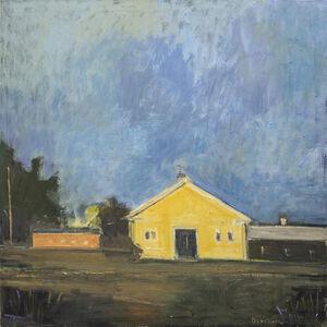 Stephen Dinsmore, 'The Yellow Barn #2', 2019