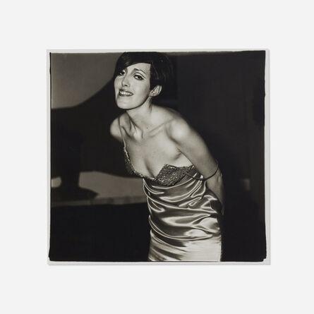 Diane Arbus, 'Girl in a Shiny Dress, N.Y.C.', 1967