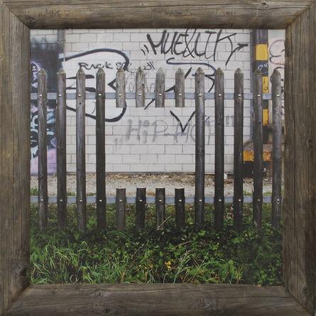 Brad Downey, 'Fence # 1', 2015