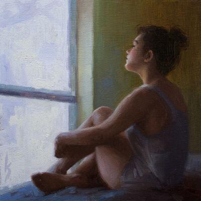 Kirsten Savage, 'Quiet Morning', 2015