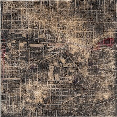 Merrick Belyea, 'The Bombing of Berlin'