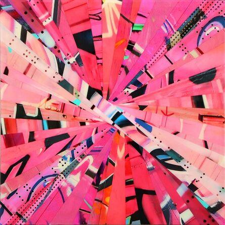 Nicola Katsikis, 'Warp Speed Pink', 2016