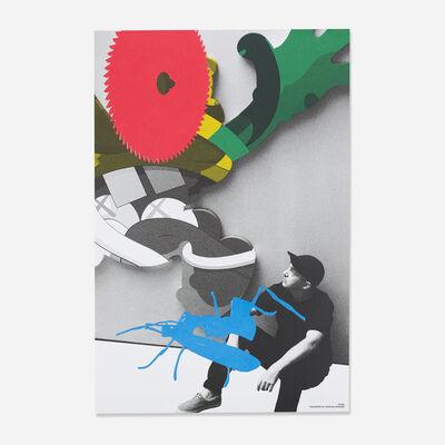 John Baldessari, 'KAWS ', 2014