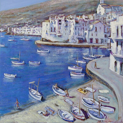 Ramon Moscardó, 'Dia de platja', 2021