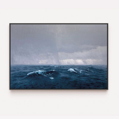 Sax Impey, 'Rain in the North Atlantic', 2021