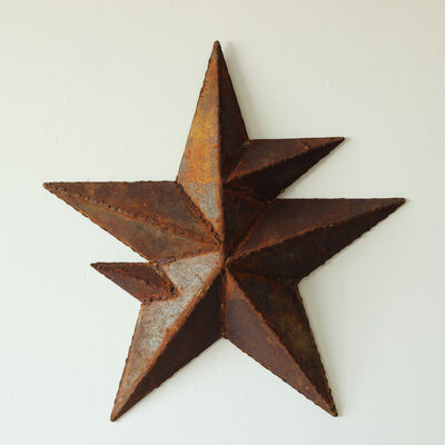 Rinat Voligamsi, 'Star 4', 2016
