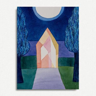 Nancy Cheairs, 'The Glass House', 2020