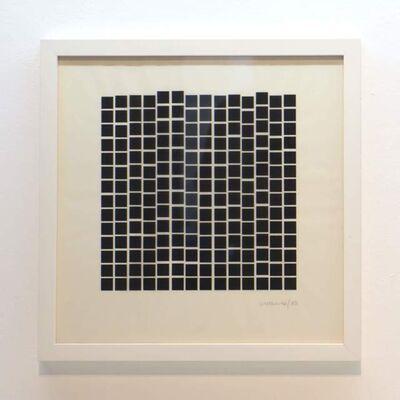 Vera Molnar, 'untitled (4-part)', 1983