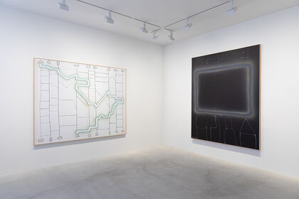 Sadamasa Motonaga: Paintings 1980-85