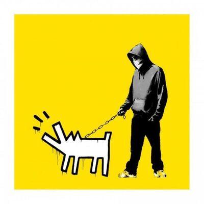 Banksy, 'Choose Your Weapon (Lemon)', 2010