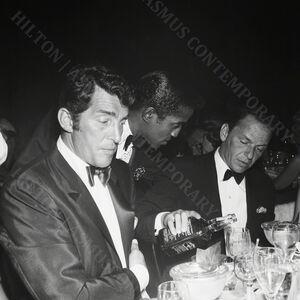 Earl Leaf, 'Rat packin' with a bottle of Jack', 1961