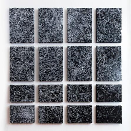 Tao Stein, 'Wall 2_Quadrant 1_bottom right', 2015