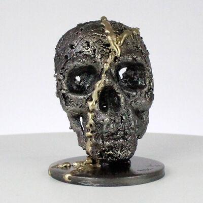 Philippe Buil, 'Skull 105-21', 2021