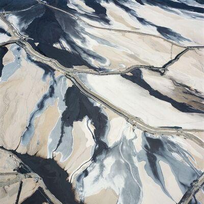 David Maisel, 'Tailings Pond 1, Minera Centinela Copper Mine, Atacama, Chile', 2018