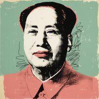 Andy Warhol, 'Mao F&S II.95', 1972
