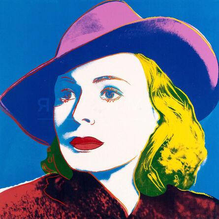 Andy Warhol, 'Ingrid Bergman (FS II.315)', 1983