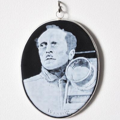 Charlotte Potter, 'Cameographic – Edward Weston', 2017
