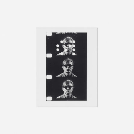 Gerard Malanga, 'Untitled (from Portraits of the Artist as a Young Man, Andy Warhol)', 1964