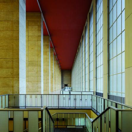 Pol Viladoms, 'check in Tempelhof - num 5', 2014
