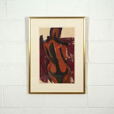 William Ronald, 'The Figure', 1958