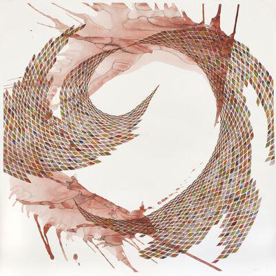 Timothy Hyunsoo Lee, 'Gasp, Shit (Composition V)', 2014