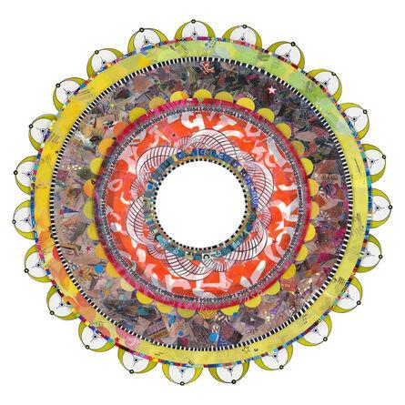 Virginia Fleck, 'Stargate Mandala', 2014