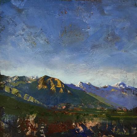 Nathan Florence, 'Bonneville Shoreline from Terrace Hills Spring', 2017