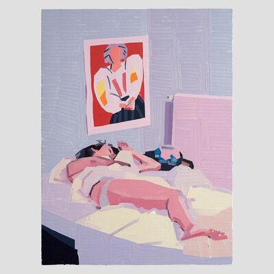 Guy Yanai, 'Pauline in Bed', 2020
