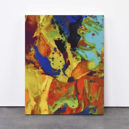 Gerhard Richter, 'Bagdad (P09)', 2014
