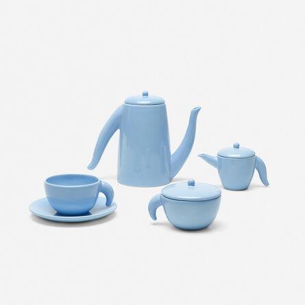 Andrea Branzi, 'Giotto 15-Piece Tea Set', 1991