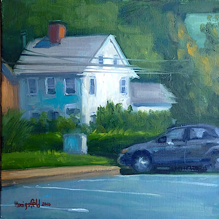 Victor Honigsfeld, 'Sag Harbor Blue', 2016