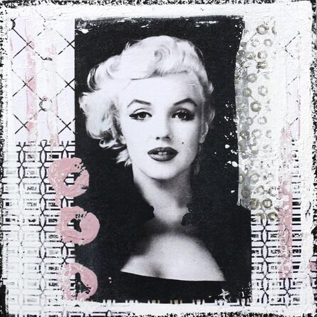 Marion Duschletta, 'Marilyn's Kiss', 2015