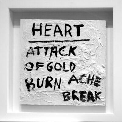 Nathan Bell, 'Heart List', 2017